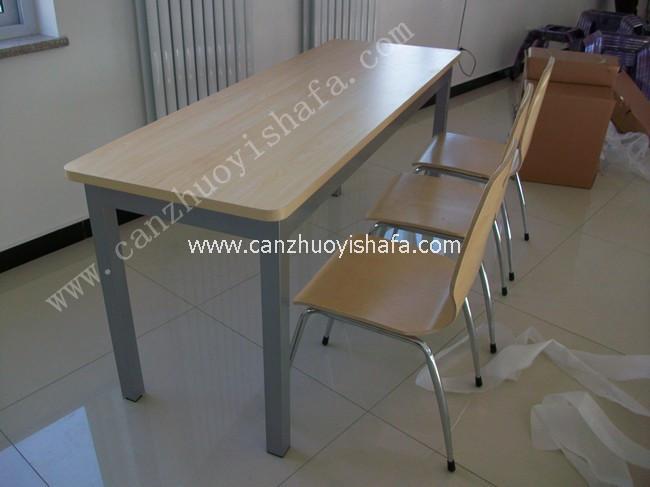 快餐桌椅-T02102