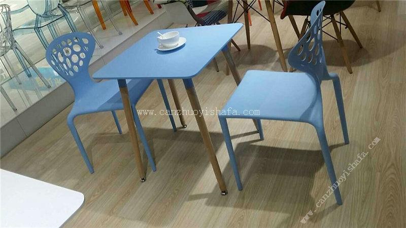 北京快餐桌椅-T02116