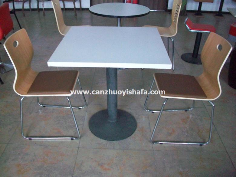 快餐桌椅-T02127