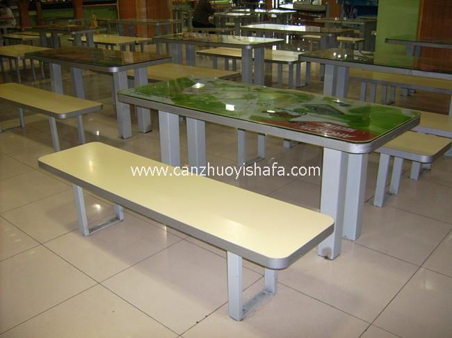 快餐桌椅-T02214
