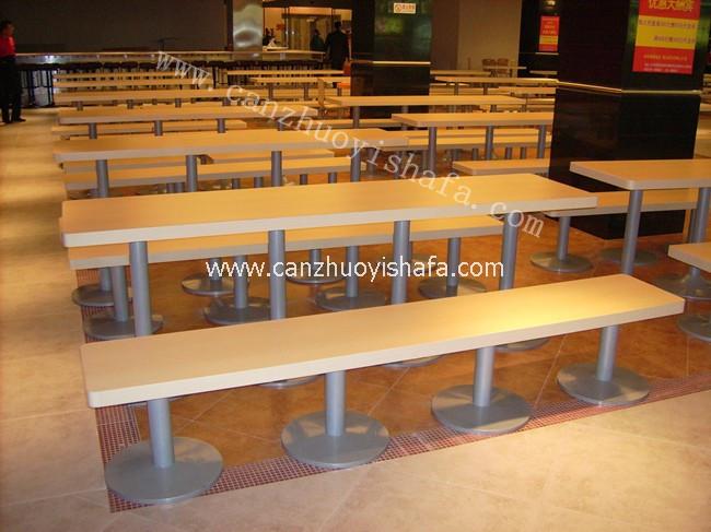 快餐桌椅-T02218