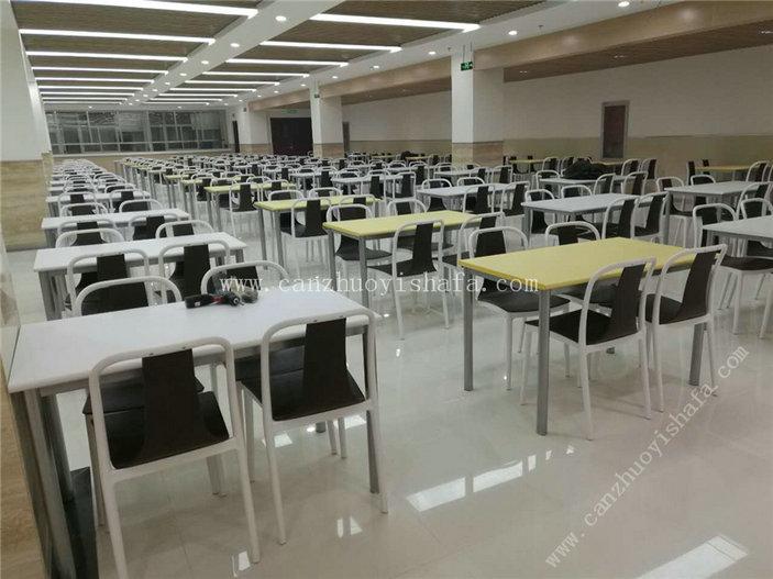 快餐桌椅-T02220