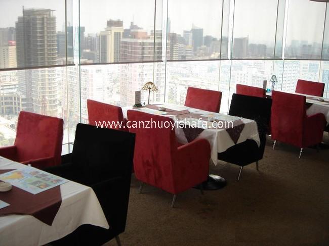 咖啡厅沙发-K1001