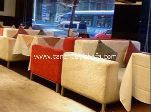 咖啡厅沙发-K1002