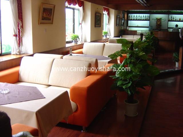 咖啡厅沙发-K1003