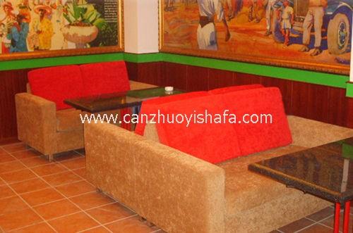 餐厅沙发-K1008