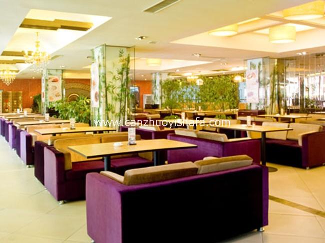 餐厅沙发-K1013