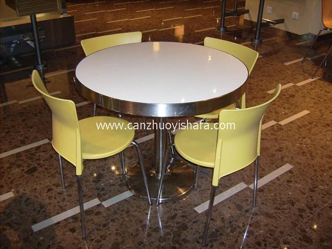 咖啡馆咖啡厅桌椅-T0802