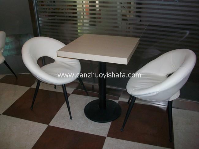 咖啡厅家具-T0804