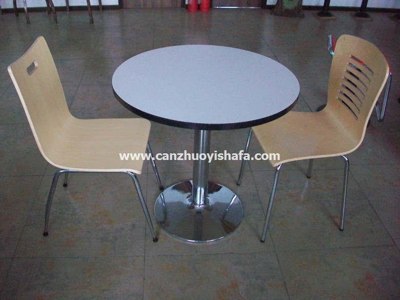 咖啡厅家具-T0810