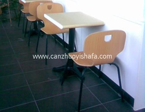 咖啡厅家具-T0811