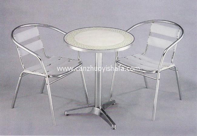咖啡厅桌椅-T0815