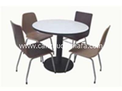 咖啡厅桌椅-T0816