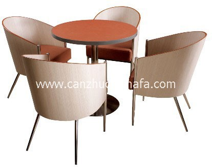 咖啡馆家具-T0817
