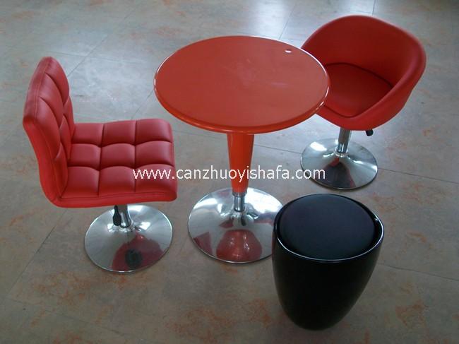咖啡馆咖啡厅桌椅-T0820
