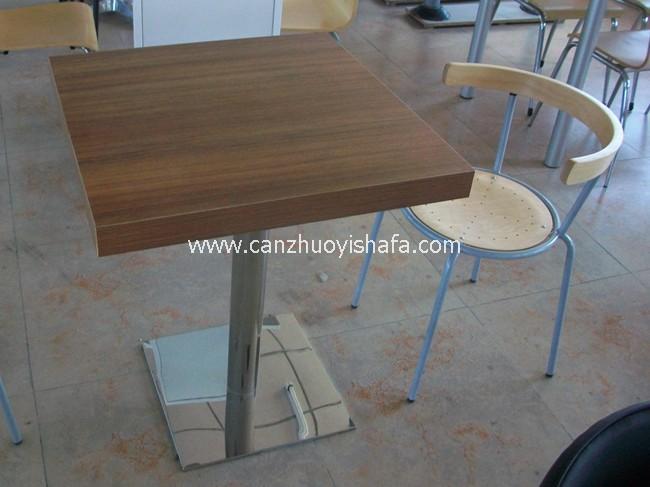 咖啡厅家具-T0826