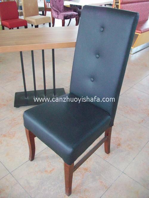 软包餐椅-Y1101