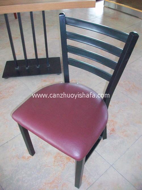 软包餐椅-Y1109