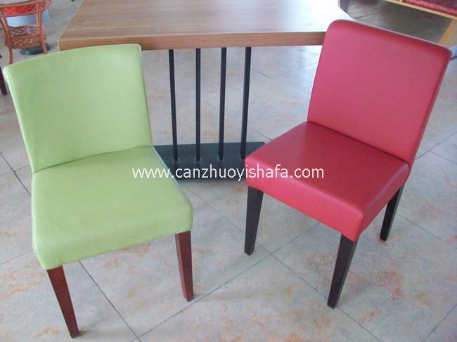 软包餐椅-Y1110