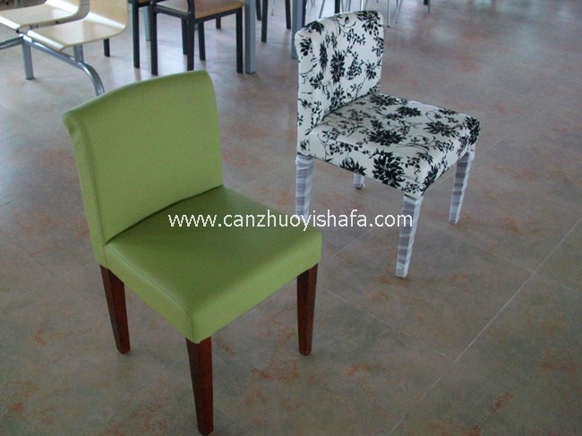 软包餐椅-Y1111