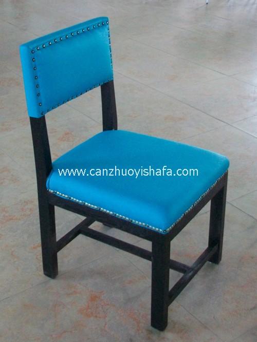 软包餐椅-Y1112