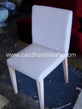 软包餐椅-Y1119