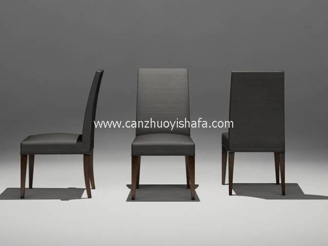软包餐椅-Y1120
