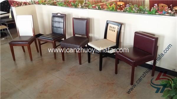 软包餐椅-YXL101