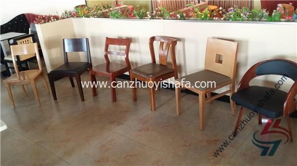 软包餐椅-YXL102