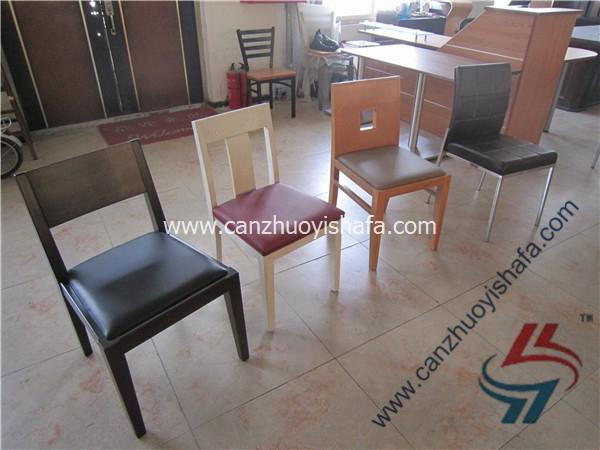 软包餐椅-YXL104