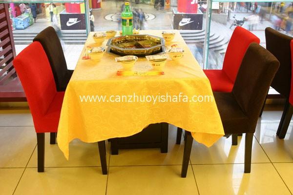 火锅城餐桌椅-T0701
