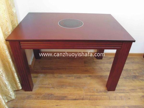 火锅城餐桌椅-T0706