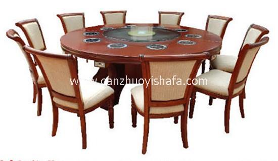 火锅城餐桌椅-T0709