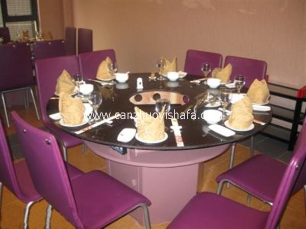 火锅城餐桌椅-T0712