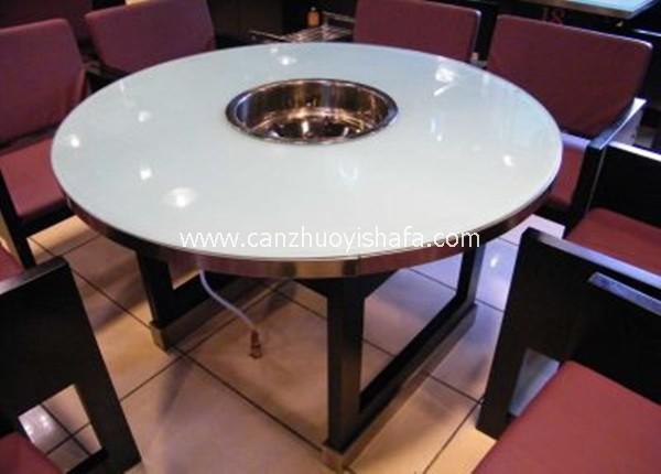 火锅城餐桌椅-T0713