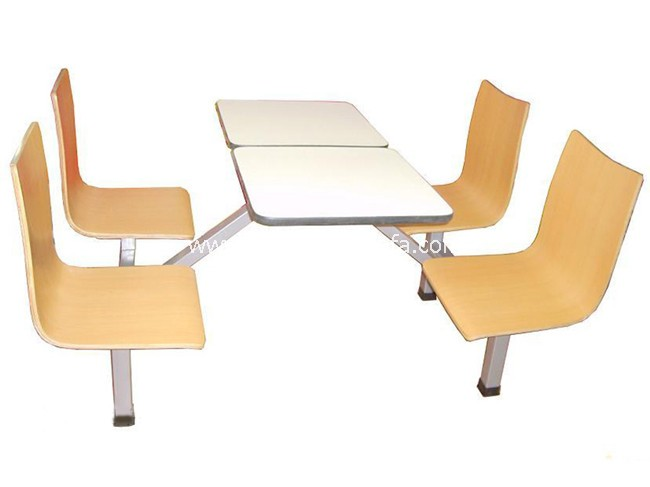 快餐桌椅-T0320