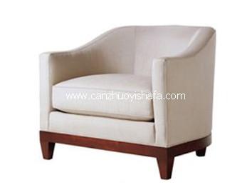 单人沙发-S17023
