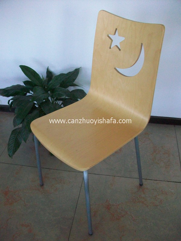 曲木椅-Y1202