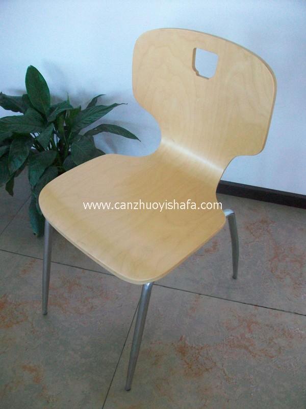 曲木餐椅-Y1208