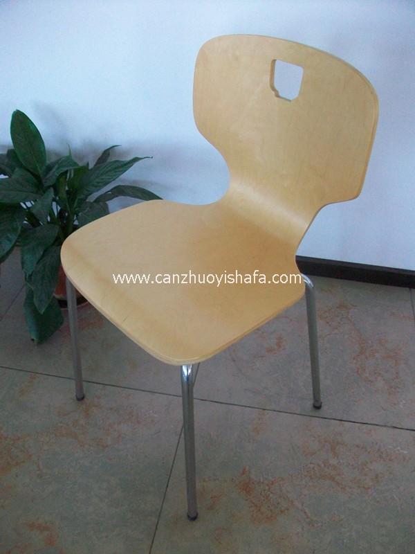 曲木餐椅-Y1209