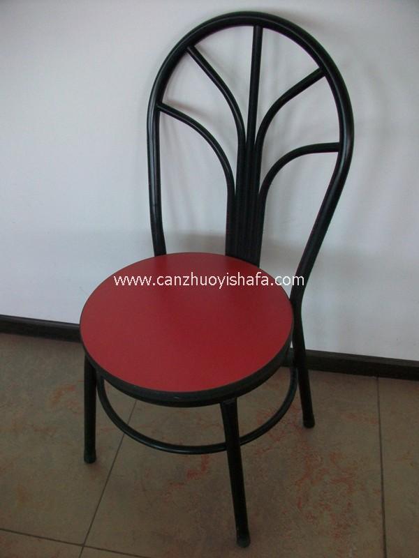钢木椅-Y1214