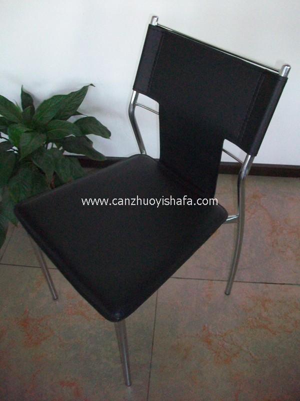 钢制餐椅-Y1217
