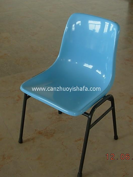 钢木餐椅-Y1226
