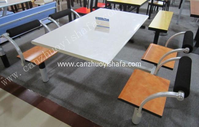 食堂餐桌椅-T0502