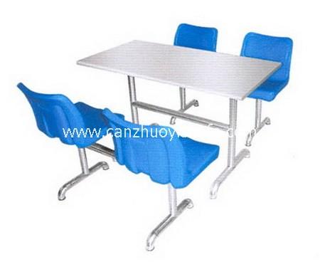 食堂餐桌椅-T0531
