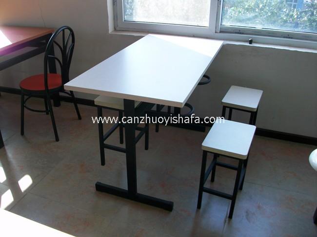 食堂餐桌椅-T0533