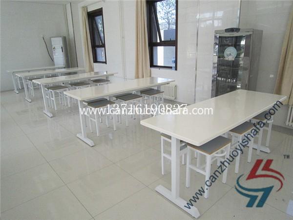 食堂餐桌椅-T0570