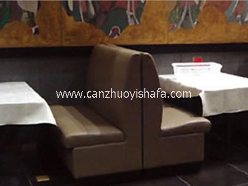 卡座沙发-K09004