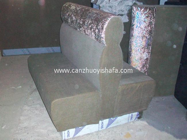 餐厅卡座沙发-K09006
