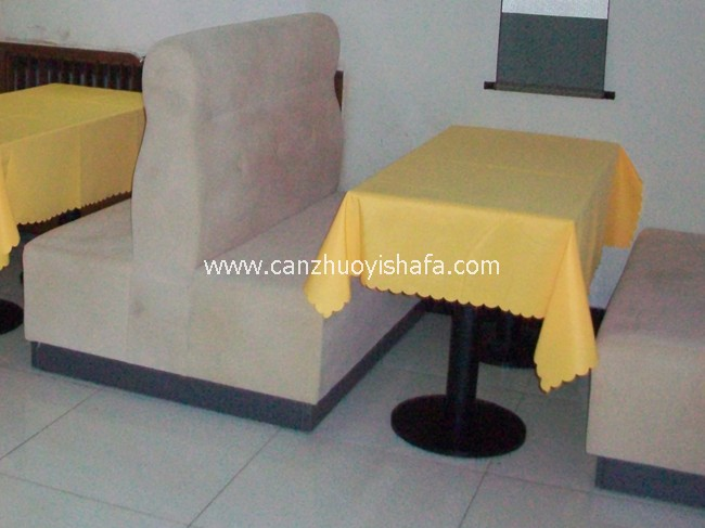 卡座沙发-K09008